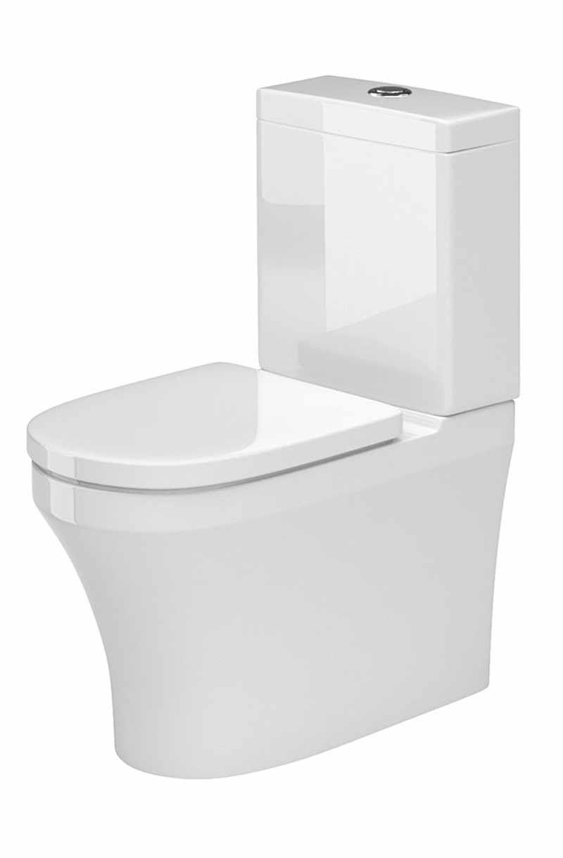 Kai Fully BTW Toilet Pan Cistern