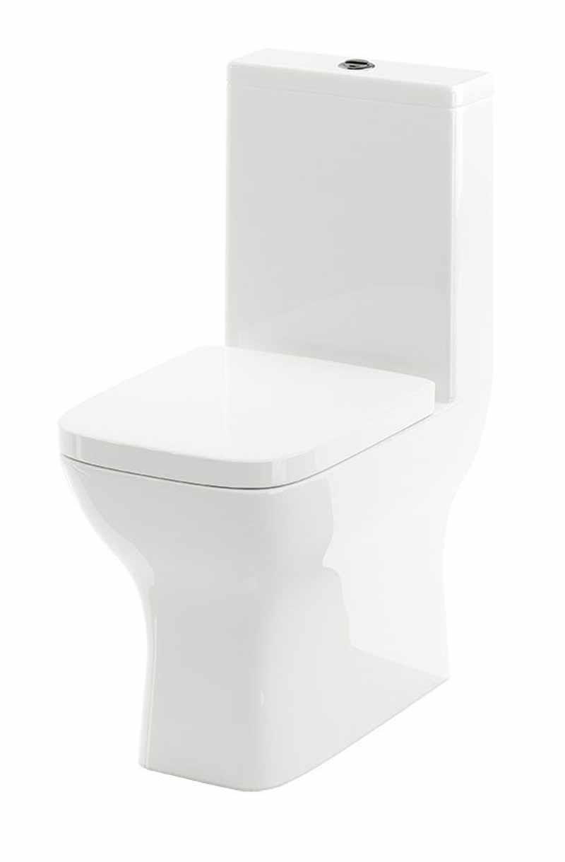 Romero Fully BTW Toilet Pan Cistern