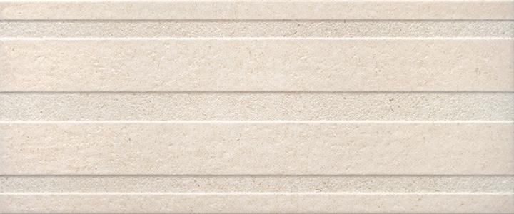 Limestone Relieve Ivory 25x60